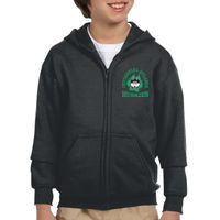 CHES Youth Zip-Up Hoodie Thumbnail
