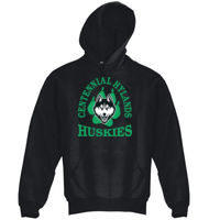 CHES Adult Hoodie Black Thumbnail